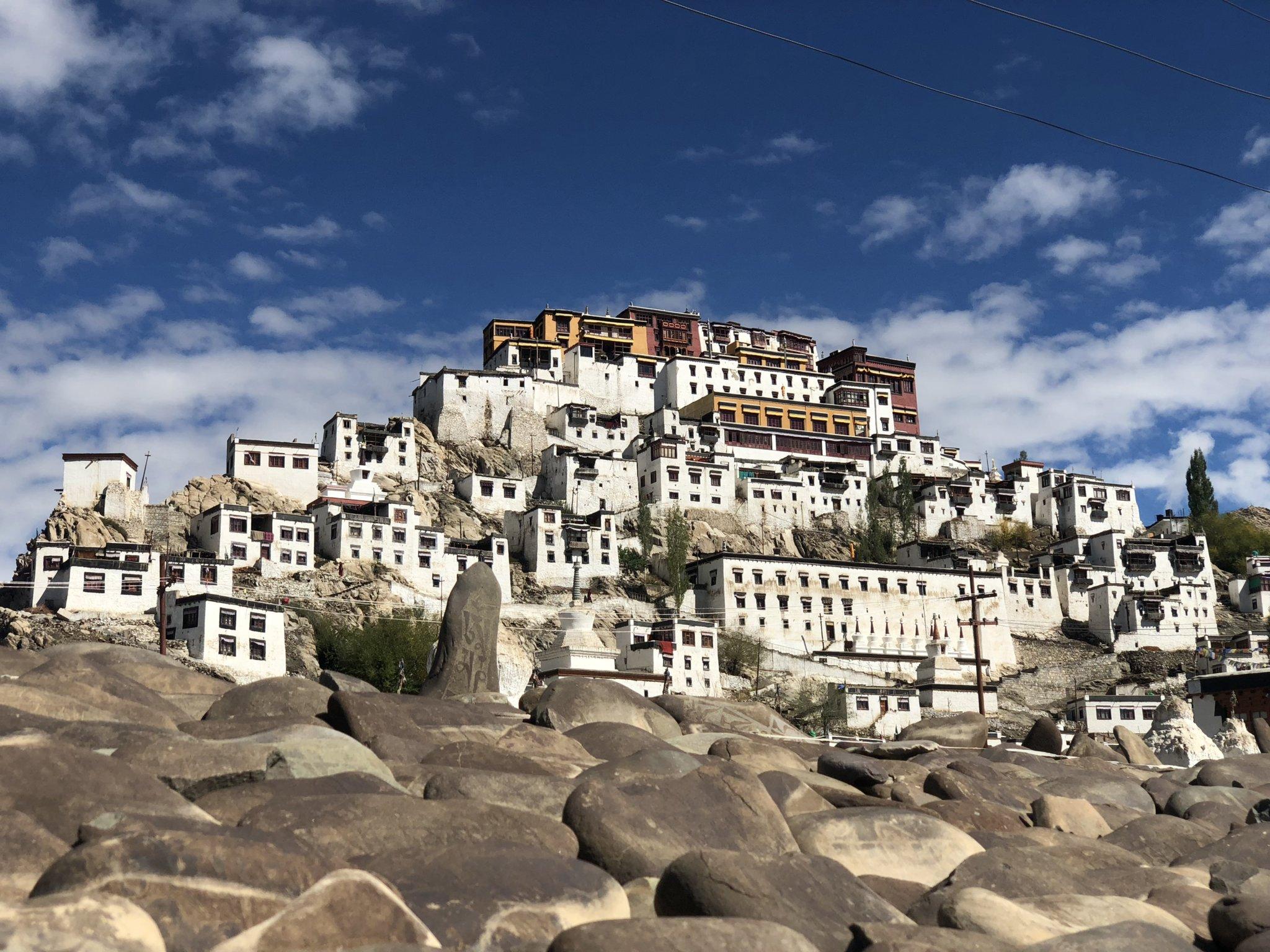 1. Thiksey Monastery - Leh.jpg