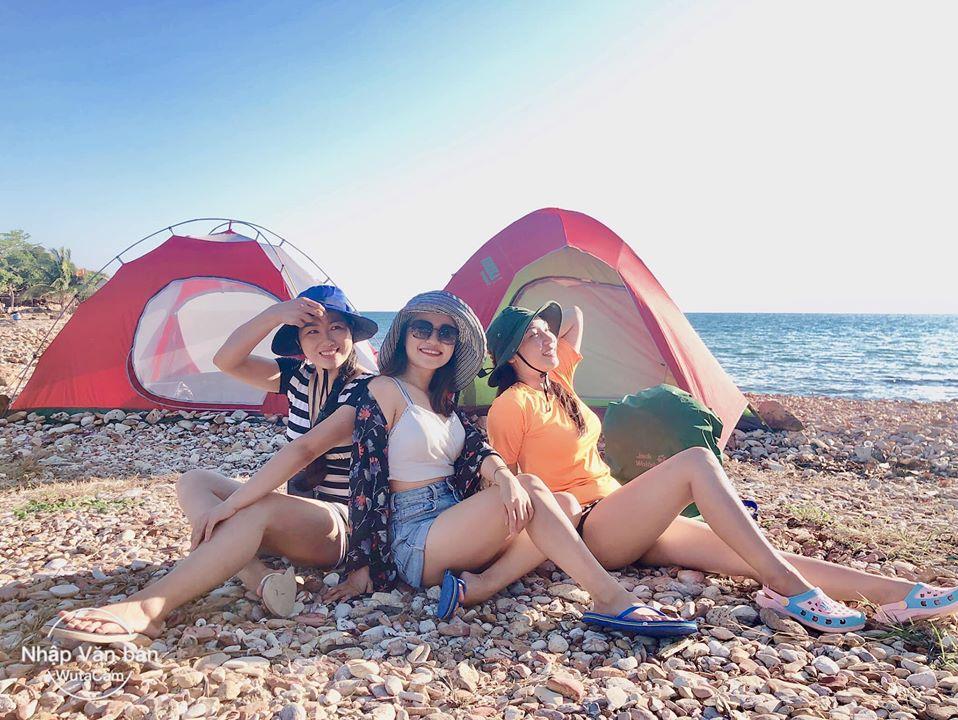 Lều cắm trại dành 6 người, kích thước: 2m6 x 2m4